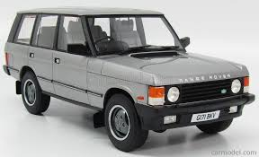 land rover 1990 cult scale models cml017 1 scale 1 18 land rover range rover