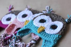 crochet owl hat pattern repeat crafter me