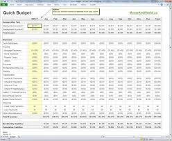 It Budget Template Excel Budget Excel Template Vnzgames
