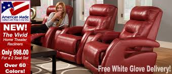 discount leather chairs palliser recliners sofas home theater