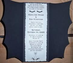 printable halloween wedding invitations ideas and inspiration