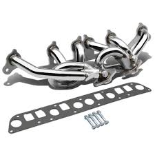 jeep amc logo 06 jeep wrangler tj 4 0l l6 amc 242 stainless racing manifold