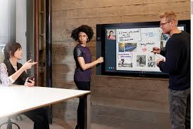 microsoft surface hub the perfect conference room computer