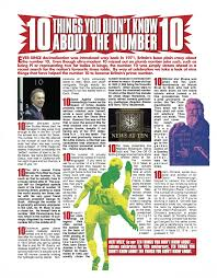 10 things you didn u0027t know about the number 10 viz