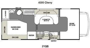 Coachmen Class C Motorhome Floor Plans New 2016 Coachmen Rv Freelander 21qb Chevy 4500 Motor Home Class C