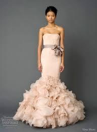 dusty wedding dress dusty wedding dress by vera wang favething