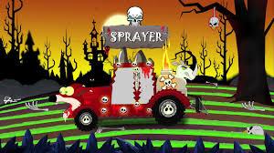 excavator halloween costume scary farm vehicles halloween vehicles for kids farm vehicles