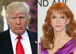 Trump Presidential Makeover by Donald Trump Defends Carter Page Condemns Kathy Griffin