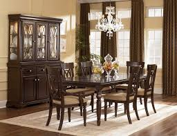 Inexpensive Dining Room Table Sets Transitional Formal Dining Room With Inexpensive Cappuccino