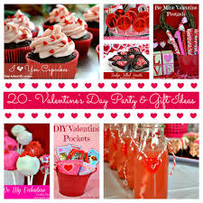 gift ideas for valentines day s day party and gift ideas
