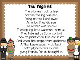 Halloween Poems For Preschool Best 25 Kindergarten Thanksgiving Ideas On Pinterest