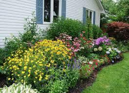 the best of perennial flower garden design ideas bperennial flower
