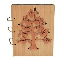 photo album 5x7 pockets giftgarden family tree 5x7 photo album wood photo book