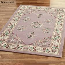 Lavender Area Rugs Decoration Lavender Area Rugs Peking Garden Rug Rectangle