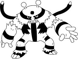 dessins pokemon legendaire az coloriage