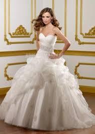 princesse robe de mariã e robe de mariée princesse bustier satin et organza col en cœur
