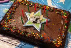 free cake chuck cheese u0027s biggest birthday san bruno