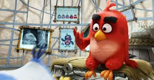 wallpaper angry birds movie red best animation movies of 2016
