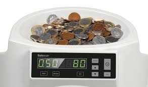 Coin Counter Coin Counter And Sorter Safescan 1200 Gbp For British Pounds