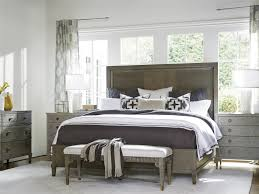 Bedroom Furniture End Of Bed Universal Furniture Playlist Melody Bed King