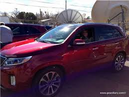 suv kia 2014 kia sorento test drive mid size suv loaded with luxuries