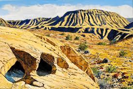 anza borrego desert paintings of the anza borrego desert robert christy artist