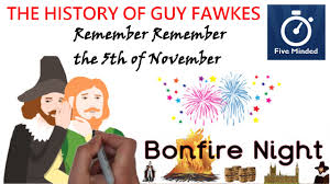 guy fawkes and bonfire night animated for kids youtube