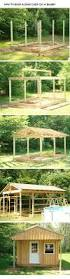 Free Do It Yourself Shed Building Plans by It Is Super Easy To Build A Screened Gazebo For Your Backyard