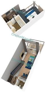 allure of the seas cabins and suites cruisemapper