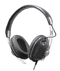 black friday stereo amazon amazon com panasonic retro over the ear stereo monitor headphones