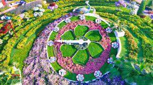 dubai miracle garden world s largest flower garden cnn travel