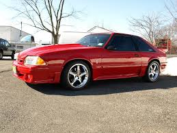 Black 5 0 Mustang One Day I Will Have My Fox Body Mustang Maybe Someday