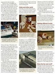 2219 wooden toy truck plans wooden toy plans drewniane zabawki