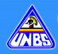 bureau of standards standards officer at uganda national bureau of standard unbs