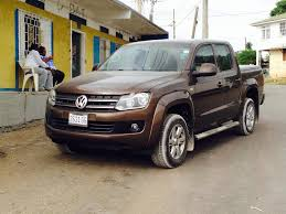 volkswagen amarok lifted spotted this amarok in mandeville jamaica it u0027s a shame these