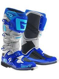 youth motocross boots closeout sg12 motocross boots redwhiteblue httpmotorcyclesparepartsnetsgflo