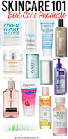 skincare 101 best acne products acne products acne cure and