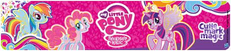 My Little Pony Gift Wrapping Paper - my little pony the entertainer