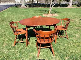Hale pany Inc Table And Chairs