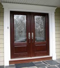 front door trim designs glass front door ideas stylish modern