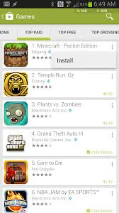 download completely redesigned latest google play store 4 0 25