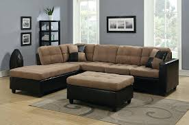 Leather Like Sofa Wonderful Sectional Sectional Brown Sectional Sofa
