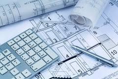 house blueprint stock photography image 32341192