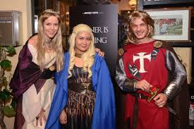 tyrion lannister halloween costume our game of thrones dinner wine coin and feasting geek crusade