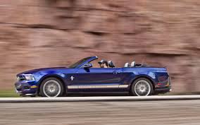 2012 ford mustang reviews and rating motor trend