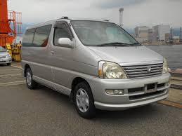 toyota alphard 2 4 2001 auto images and specification