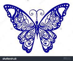 butterfly artistic stock vector illustration 30108766