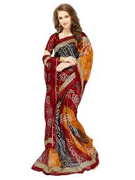 glory sarees cotton silk saree vnart29 maroon amazon in