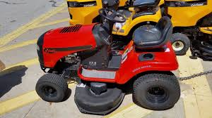 a brand new 3 year old ariens tractor for sale at home depot in