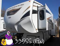 2012 crossroads cruiser patriot 335ss fifth wheel riceville ia